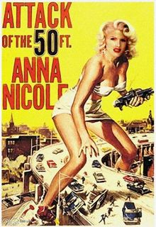 50 foot anna nicole